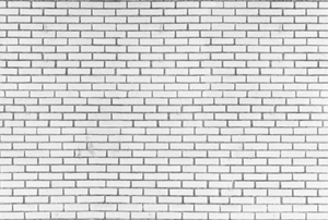 Bild på White Brick Wall