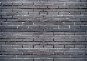 Bild på Grey Brick Wall