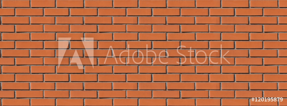 Bild på  cover brown brickwork new durable cement